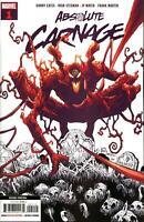Absolute Carnage #1 Variant / Marvel 2019