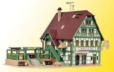 Vollmer 43736 échelle H0 Maison d'hôtes avec Boucherie,Design d'intérieur+