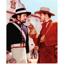 Guy Williams as Don Diego de la Vega or Zorro Pointing 8 x 10 inch photo