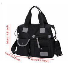 Multi Pocket Flower Hobo Shoulder Bag Women Fashion Messenger Cross Body Handbag