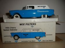WIX Filter/O'Reilly Automotive 1955 Chevy Sedan Delivery Die cast Bank