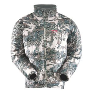 Sitka Kelvin PrimaLoft Insulated Jacket Men's Open Country 30012-OB Medium