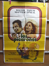 A7193 LOS PICARONES WALTER MATTHAU TATUM O´NEAL