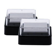 20sets Blank Ink Pad For Embossing Stamps Scrapbooking Paper Journals stamping