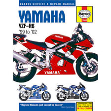Yamaha YZF-R6 1999-2002 Haynes Workshop Manual