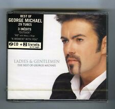 2 CDs (NEW) BEST OF  GEORGE MICHAEL