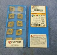 KYOCERA   Carbide Inserts    CNMG 434 PS     Grade CA5525      SEALED PACK OF 10