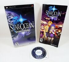 Star Ocean: Second Evolution (Sony PSP, 2009)