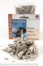 (29,90 €/100g) Holy Smokes Weißer Salbei, White Sage, Schutzräucherung, 10 g
