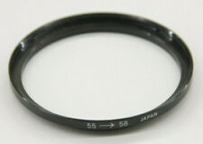 Unbranded - 55mm-58mm Step-Up Adapter Ring - USED - W927
