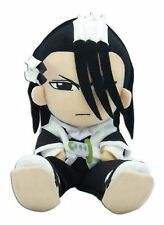 BLEACH ANIME PLUSH - BYAKUYA - NEW