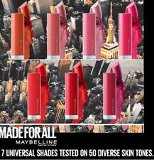 MAYBELLINE Colorsensational Made For All Lipstick CHOOSE YOUR COLOUR New