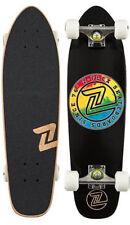 """Z-flex Complete Skateboard Cruiser Board - Tie Dye 27"""" - Free T-Tool"""
