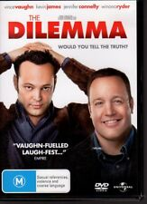 DILEMMA - DVD R4 (2011) Vince Vaughn  Kevin James - LIKE NEW - FREE POST