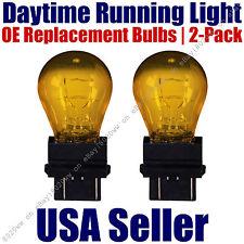 Daytime Running Light Bulbs 2pk OE Replacement On Listed Toyota - 4157NAK