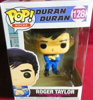 "ANDY TAYLOR FROM /""DURAN DURAN/"" BRAND NEW FUNKO POP ROCKS  #127   IN HAND"