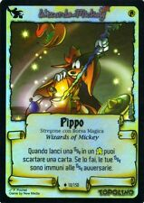 WIZARDS OF MICKEY Pippo 10/150 FOIL LE ORIGINI ITA NEAR MINT