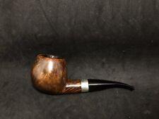 Danish Estates: Karl Erik Handmade In Denmark Grade (2) Smooth Bent Apple Silver