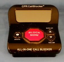 Call Blocker! - Cpr V202 - Comes with user guide, cable & original box
