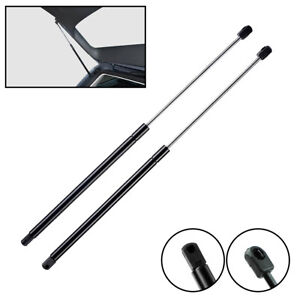 2 PCS Front Hood Lift Support Shock For Ford Taurus Mercury Sable 2000-2006