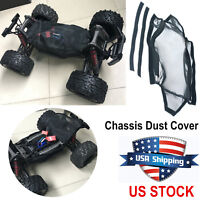 1:5 Dust Cover Resist Dirt Chassis Guard for Traxxas X-MAXX XMAXX 190110 Trucks