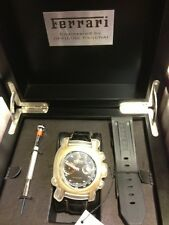 Panerai Ferrari Rose Gold Grand Turismo Chronograph Watch Model # FER00006