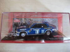 opel ascona 400 1981 kullang berglund 1/43 rallye monte Carlo IXO