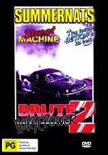 OFFICIAL Street Machine SUMMERNATS 1 DVD! V8s Burnouts