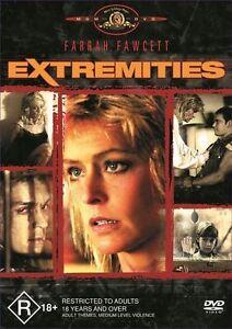 Extremities - Farrah Fawcett - New & Sealed Region 4 DVD - FREE POST