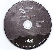 ABIT DRIVER CD TREIBER FATAL1TY FP-IN9 SLI