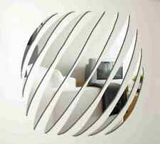 Circle Decorative Shatterproof  Acry. Mirror(Dining Kitchen Bathroom Wall Mirror