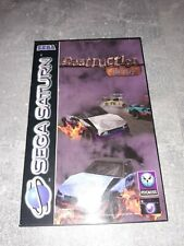 Destruction Derby Sega Saturn