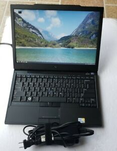 Dell Latitude E4300 Core 2 DUO 2.40Ghz 3GB RAM 80GB HDD wifi Linux Mint