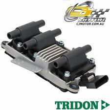 TRIDON IGNITION COIL FOR Volkswagen Passat 03/98-02/06,V6,2.8L ACK,AMX,BBG