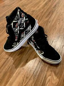 Vans Nintendo Controller SK8-HI Hightop Shoes Men's 9.5 Women's 11