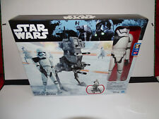 STORMTROOPER FIGURINE + VEHICULE ASSAULT WALKER  STAR WARS HASBRO 30 CM 12""