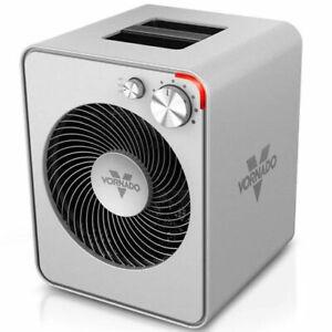 Vornado VMH300 Vortex Air Circulating Whole Room Metal Heater 720630