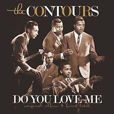 CONTOURS - DO YOU LOVE ME NEW VINYL RECORD