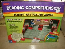 Lakeshore Comprehensive Elementary Folder Games