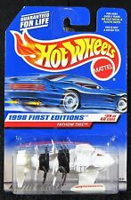 1998  Hot Wheels  First Editions  Fathom This  Card #682   HW-27