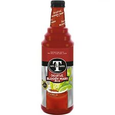 Mr & Mrs T Original Bloody Mary Mix 1 L Bottles (pack of 12)