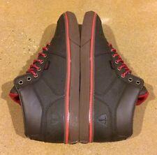 DVS Clip Snow Size 13 Brown Leather John Jackson Signature Snow Series BMX Skate