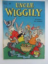 UNCLE WIGGILY #320 Dell Four Color, 1951 Golden Age Comic