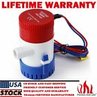 12V 750 GPH Electric Marine Submersible Bilge Sump Water Pump For Boat Yacht RV photo
