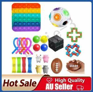Fidget Toys Set 23 Pack Sensory Tools Bundle Stress Relief Hand Toys Kids Adults