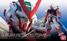 GUNDAM 1/144 Astray Red Frame MBF-P02 Real Grade Model Kit Robot Bandai RG 19