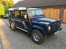 1994 Land Rover Defender 110 County Station Wagon (CSW) 300TDI