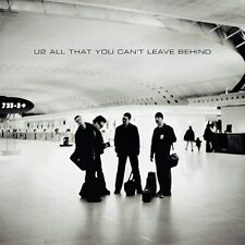 U2-ALL THAT YOU CAN'T LEAVE BEHIND [20TH ANNIVERSARY REISSUE]-JAPAN CD +Track