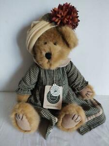 Retired Boyds Investment Emmie Bramblebeary Bear New with Tags