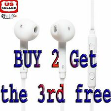 Headset Earbud+MIC for Samsung Galaxy S6, Note 2, 3, 5, Note Edge S4 S